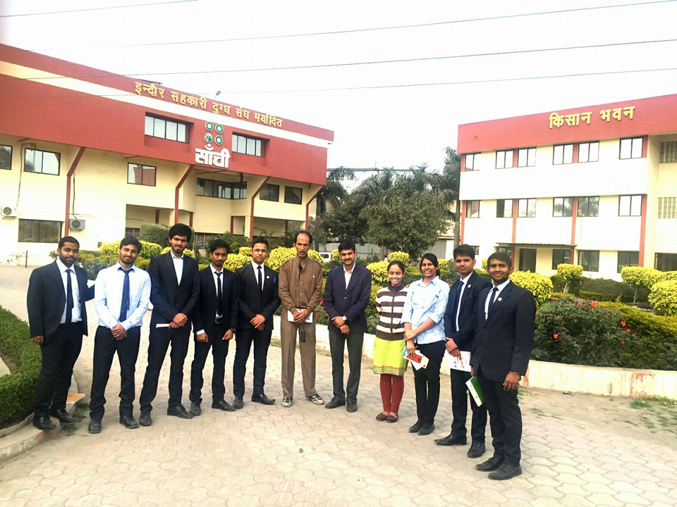 industry visit Industrial visits done by mba students so far in various booming companies and had exposure to how professionals work.