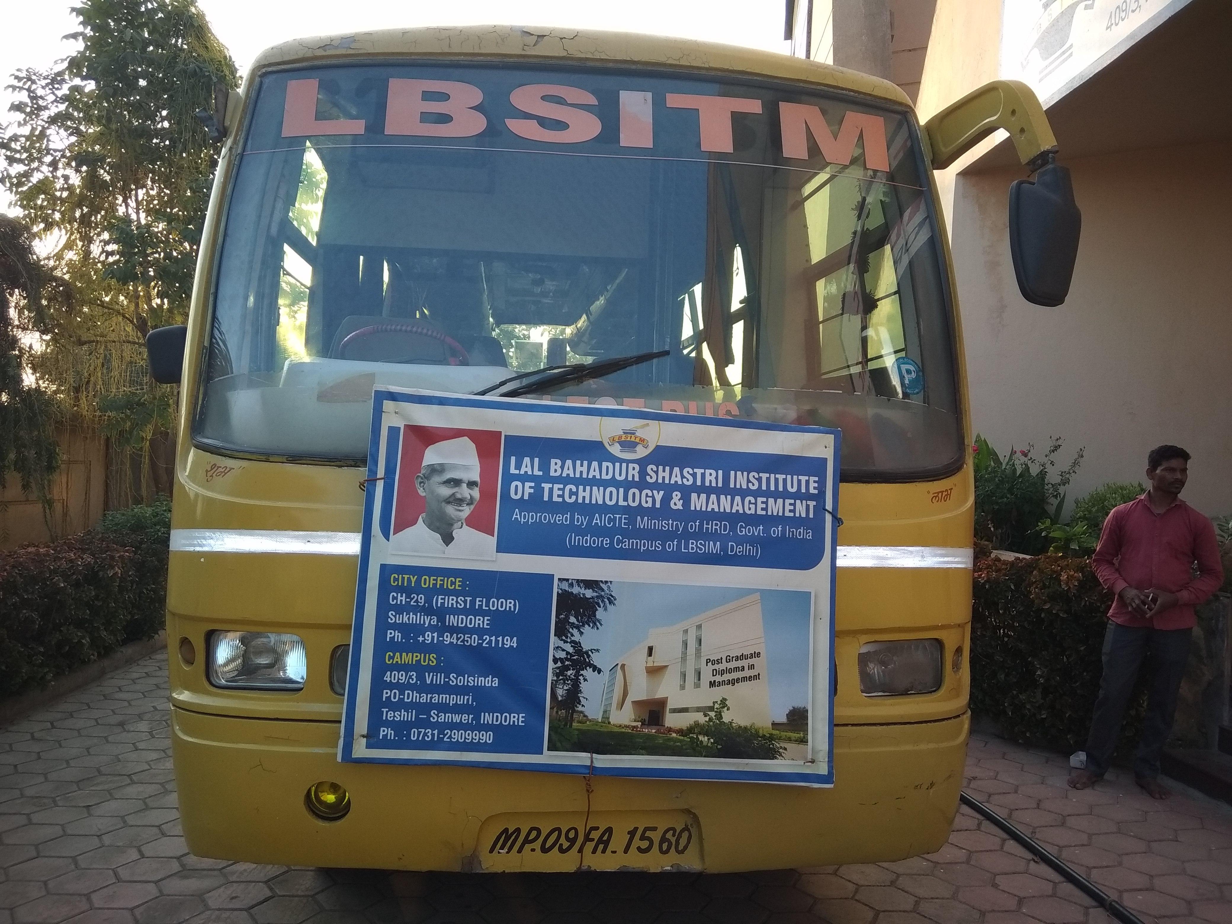 LBSITM Bus